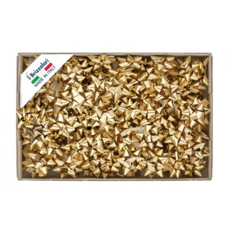 COCCARDE 19mm 70pz METAL ORO