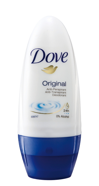 DEODORANTE DOVE DEO ROLL-ON ORIGINAL 50ml 1pz - C6