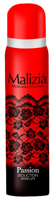 DEODORANTE MALIZIA DEO SPRAY PASSION 100ml