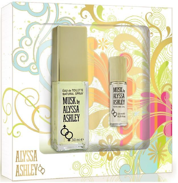 COFANETTO ALYSSA MUSK etv 50+ PARFUME oil 7,5ml