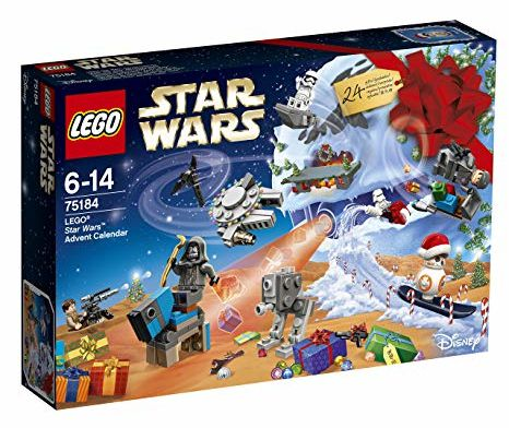 GIOCHI LEGO CALENDARIO AVVENTO  STAR WARS