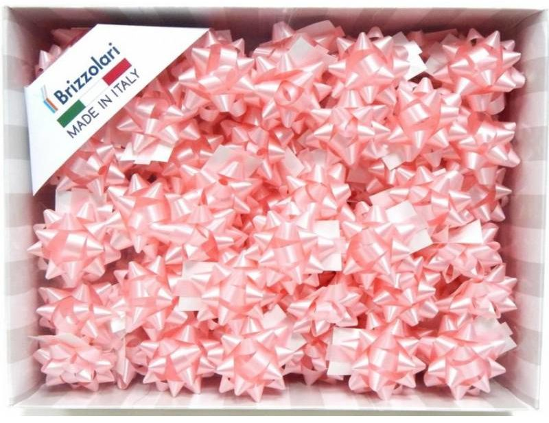 COCCARDE 14mm 100pz ROSA
