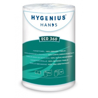 CARTA ROTOLO IDENTITY HYGENIUS 150mt 6pz - PER DISPENCER 53450