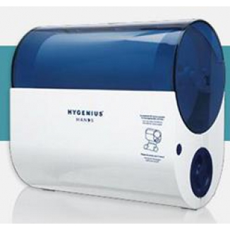 DISPENSER IDENTITY HYGENIUS AUTOCUT TOWEL BIANCO